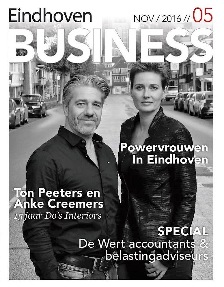 Endhoven Business november 2016