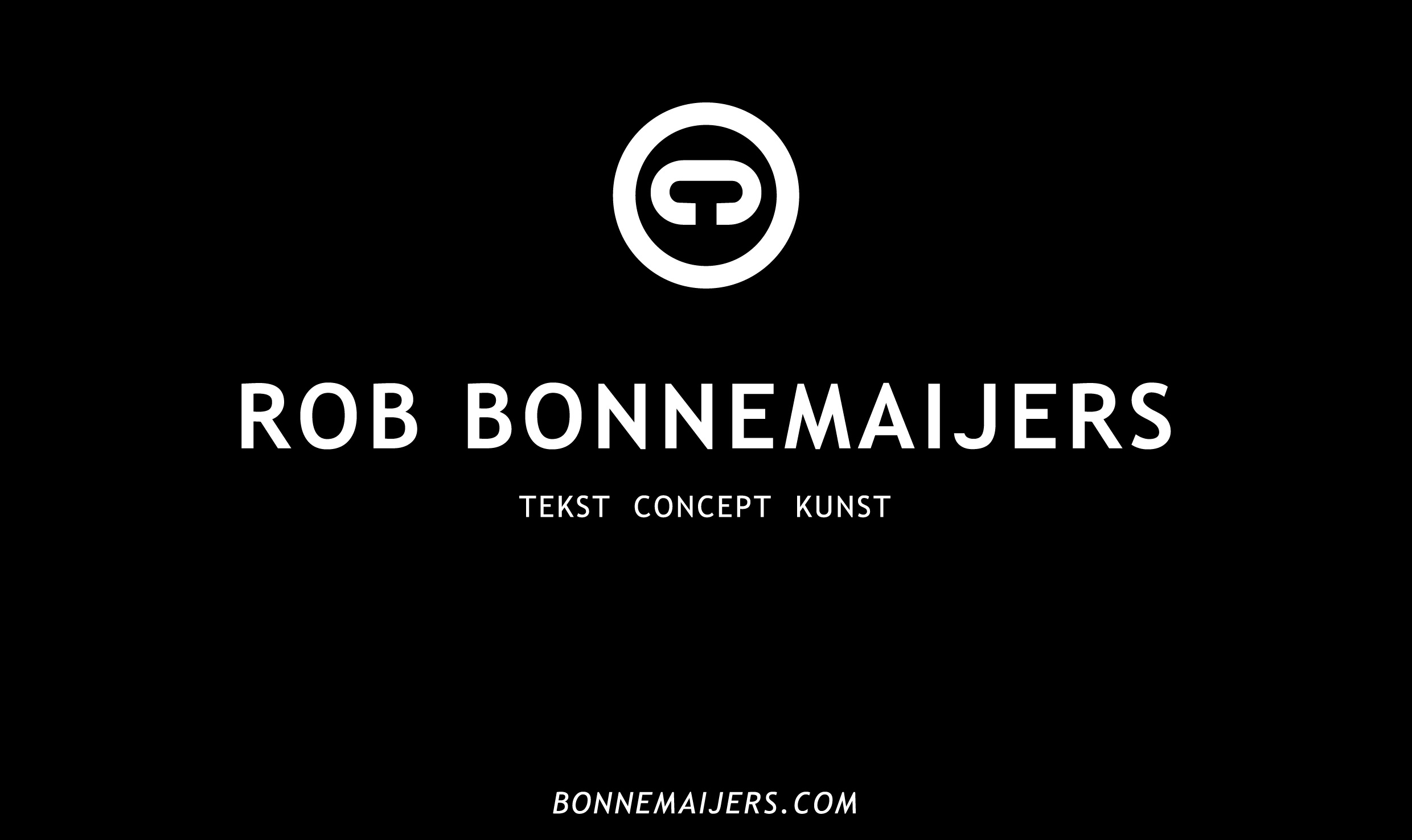 Bonnemaijers copy & concepts